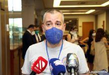 Des médecins italiens sont arrivés en Azerbaïdjan dans le cadre des mesures de lutte contre la pandémie de COVID-19 (PHOTOS) - Gallery Thumbnail