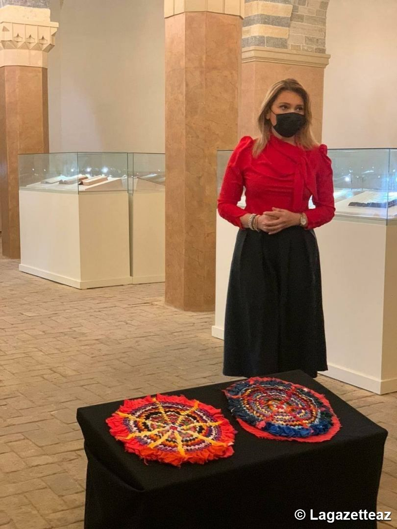 « Qurama Art » - Azerbaïdjan : Art ancien et expositions de valeur au Centre muséal « Itchericheher » à Bakou (PHOTO) - Gallery Image