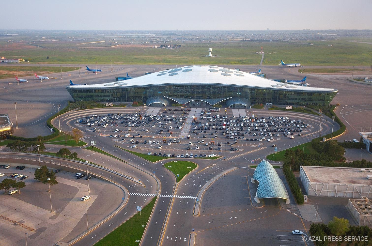 L´Aéroport international Heydar Aliyev de Bakou obtient 5 étoiles au classement « COVID-19 Safety Rating » de Skytrax