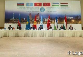 La 3e réunion des ministres chargés de l'information et des médias du Conseil turcique se tient à Bakou