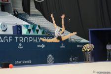 Le premier jour de la Coupe du Monde de Gymnastique Rythmique débute à Bakou - PHOTO - Gallery Thumbnail