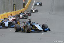 GP d'Azerbaïdjan : la troisième course sprint de la Formule 2 démarrée à Bakou - Gallery Thumbnail