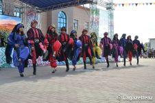 Deux records du monde au Bashkortostan. Le groupe de danse « Rhythm » a représenté avec succès l'Azerbaïdjan au Festival mondial de folklore CIOFF - Gallery Thumbnail